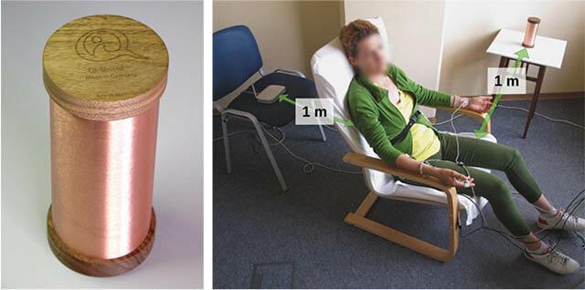 Studie vom Bion-Institut zu Qi-Shield und Schutzwirkung für den Menschen gegenüber WLAN-Strahlung